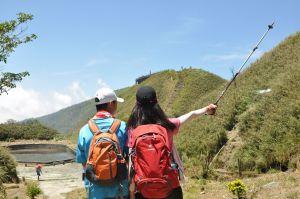聖母山莊登山步道