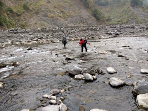 十坑野溪溫泉
