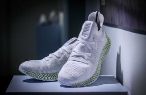 【產品】adidas 4D 科技數位化製鞋技術 開啟個人化運動無限可能