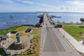 【台灣馬】跑在世界最美海灣之一 2019 菊島澎湖跨海馬拉松