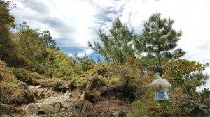天團登玉山前峰