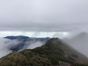 雪山主東峰