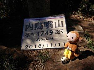 20181111北得拉曼賞山毛櫸