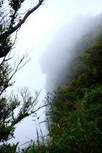 充滿挑戰的哈堪尼縱走加里山
