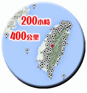 小百岳35天完登計劃