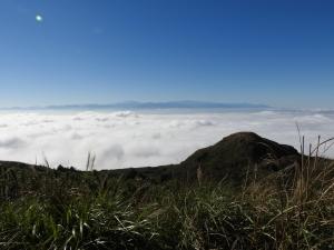20170102 七星山雲海