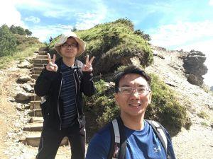 20180804-合歡山北峰
