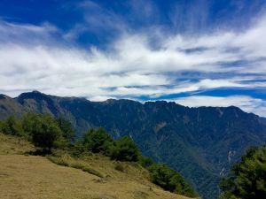 麟趾山&鹿林山