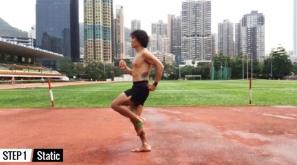 【家保的運動知覺】跑步技術的原則-維持姿勢