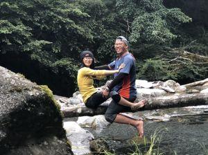 2018 08 11 - 12 屏風山步道