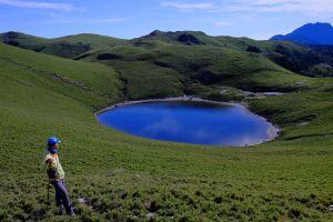 跟著大叔去狂奔-嘉明湖