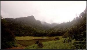 松蘿湖、南勢溪上游