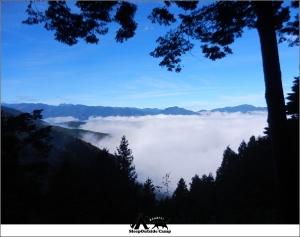 宜蘭太平山見晴懷古步道