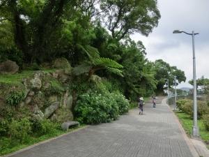 陽明書屋.大屯瀑布.陽明公園.第二停車場