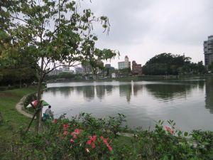 碧湖公園環湖步道