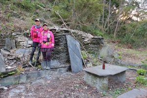 霧台朗吾呂山一場山再訪哈尤溪溫泉D2