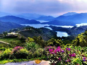 【湖景步道】石碇千島湖永安景觀步道