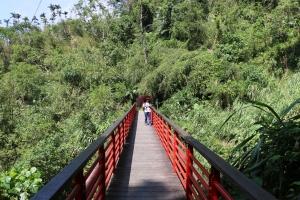 104-10-03 嘉義瑞峰風景區~竹坑溪步道
