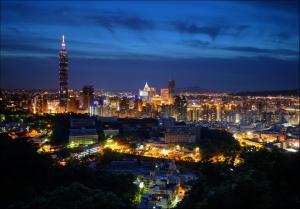 【路線】台北市6條步道,14處賞月景點