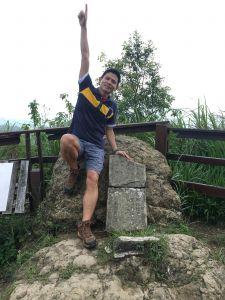 走入山林 走進歷史 考驗腿力的馬那邦山