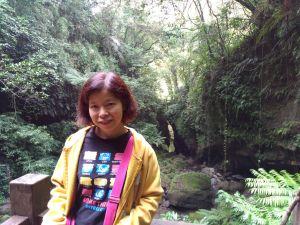20171028 怎麼拍都是美景的水濂橋步道