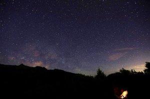 【南投】東埔山之夕陽、雲海、銀河、日出