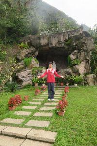2016-3-17聖母山莊步道