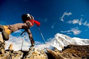 【健行語錄】登山不是為了征服山