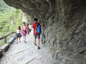 砂卡礑步道 清水斷崖