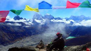 尼泊爾EBC基地營Gokyo 健行