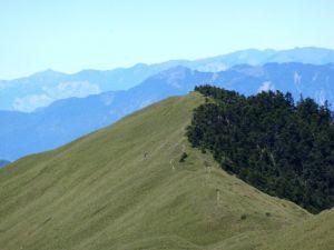 石門山之肉腳也能登百岳