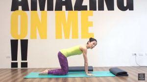 【訓練】放鬆背部的瑜珈動作(墊上篇)
