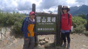 雪山東峰-20170720