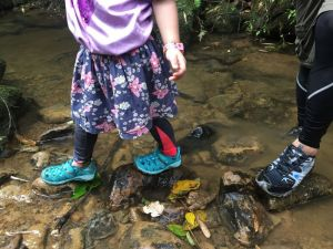 【鞋測】Merrell水陸兩棲鞋 父女初體驗