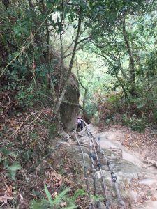 南港山3.4.5號攀岩步道縱走