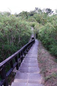 墜落凡間的藍寶石─漫步嘉明湖畔