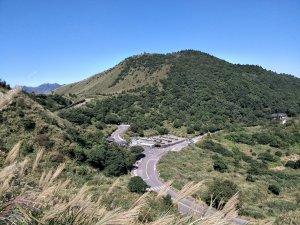 2018 10 29 七星山主、東峰登山步道