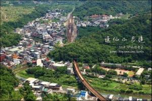 【新北市】雙溪踏青:逸仙山步道