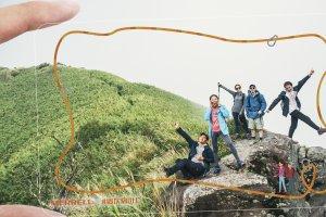 【活動】這次約山上 拍照上傳抽MERRELL健行鞋