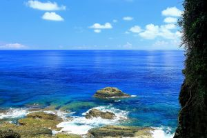 蘭嶼的夏日風情