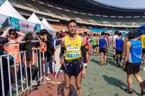 死纏爛打的毅力 --- 全港第一位合資格參加聽障奧運馬拉松跑手 黃冠良Jason