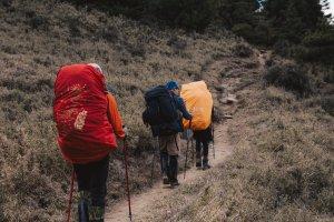 走在中央山脈主脊北端-北一段縱走