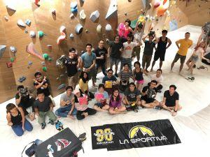 【活動】La Sportiva 室內攀岩體驗會!歡迎你報名參加!