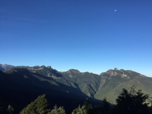 武陵四秀-桃山、喀拉業山