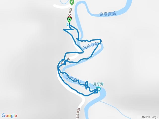 1061009金瓜竂溪蕨類步道