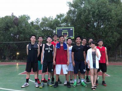中正大學 外文系男籃