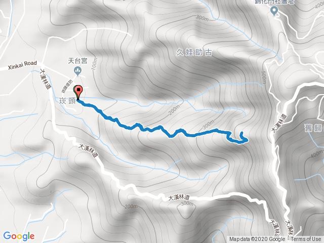 2020-01-27 浸水營前段