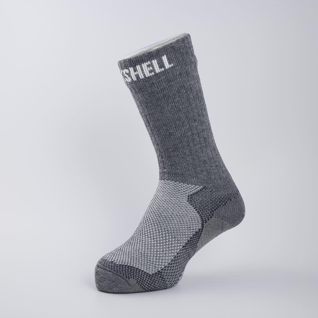 英國【DexShell】超防水 氣墊襪 5雙組(Coolmax®)5