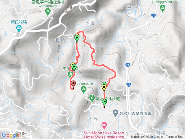 1023 日澀水森林步道巡訪
