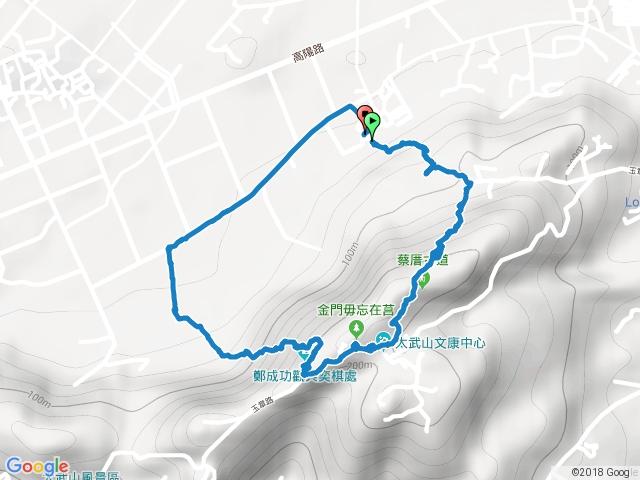 金門大武山